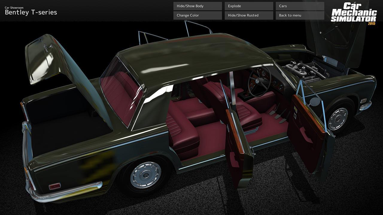 Car Mechanic Simulator Buy Cars