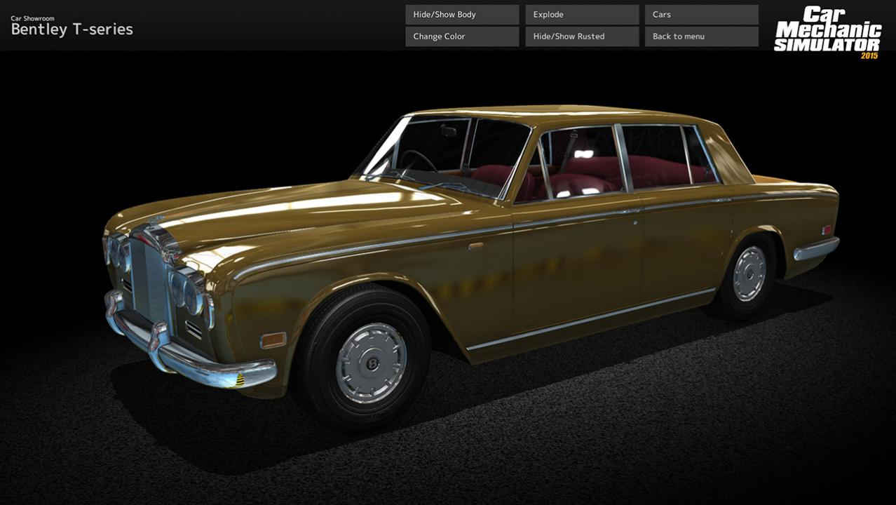 Car Mechanic Simulator 2015: Bentley 2016 pc game Img-1