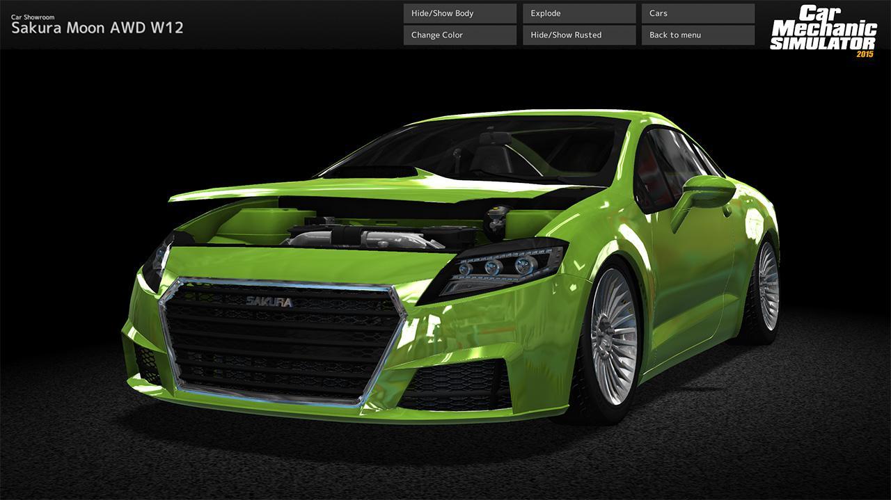 Car mechanic simulator 2015 - total modifications for macbook pro