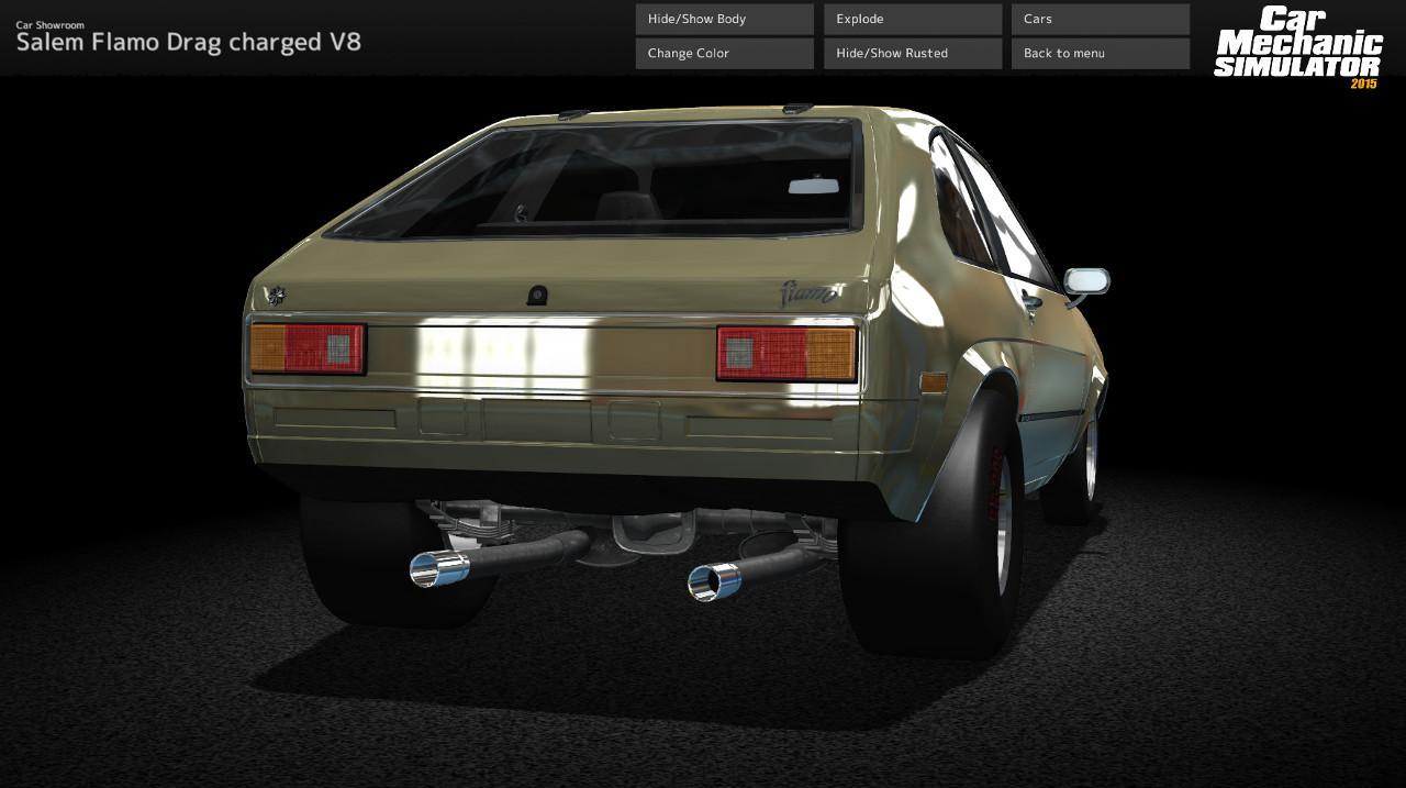 Car Mechanic Simulator  Total Modifications Dlc